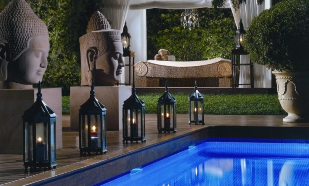 Hotel de las suites orientales y los spa hoteles originales for Hoteles mas lujosos del mundo bajo el mar