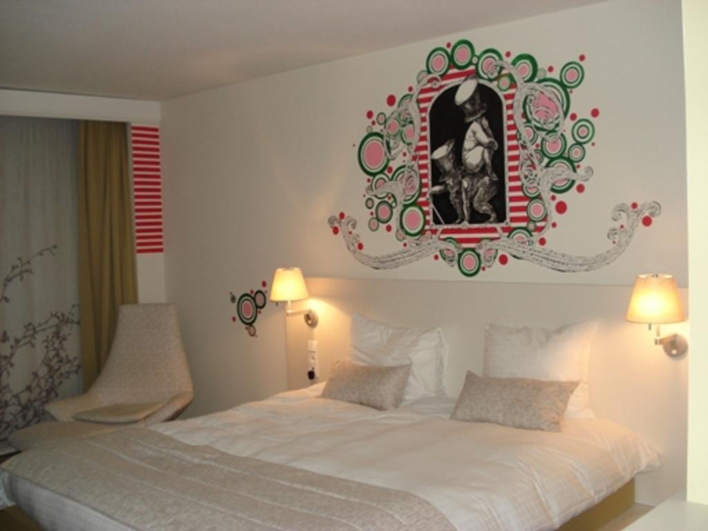 Hotel del arte de las flores hoteles originales - Decoracion habitaciones de hotel ...