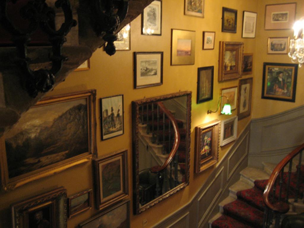 Hoteles originales for Decoracion de casas victorianas