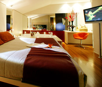 Espa a hoteles originales for Listado hoteles 5 estrellas madrid