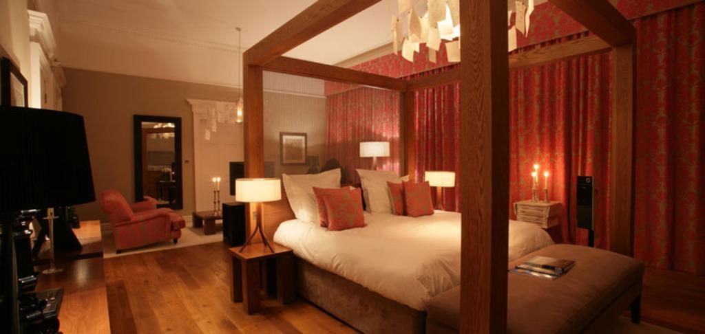 Habitaciones hoteles originales part 2 - Decoracion para hoteles ...