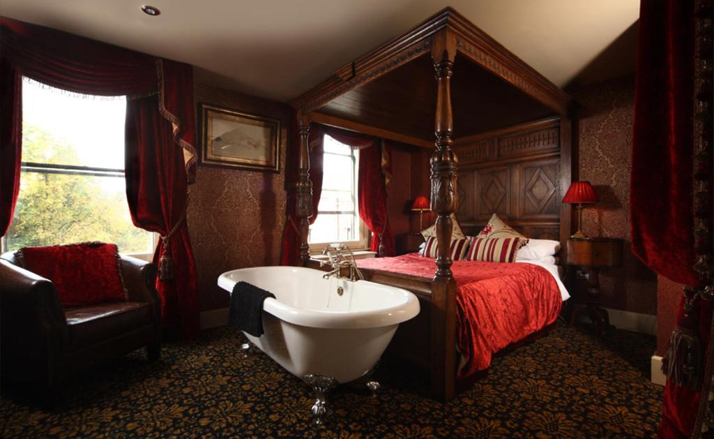 Hotel gadds once habitaciones de dise o y terciopelo - Diseno de habitaciones ...