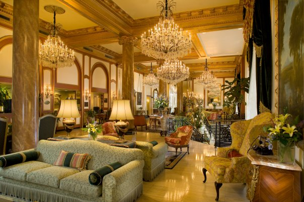 Le pavillon hotel, un edificio histórico con suites decoradas con ...