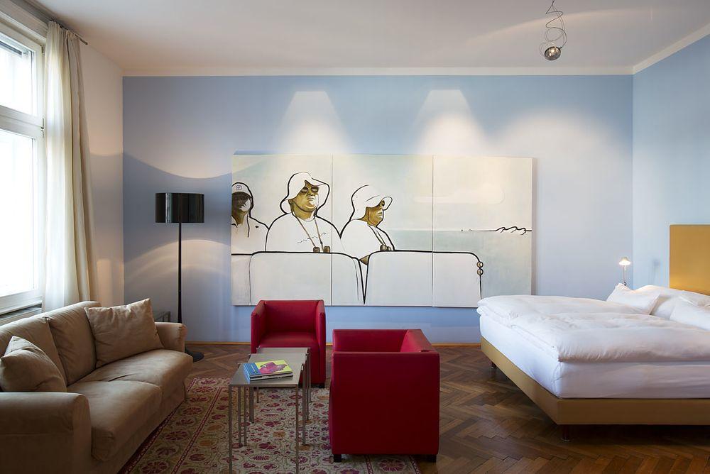Tem tica hoteles originales for Hoteles con habitaciones comunicadas