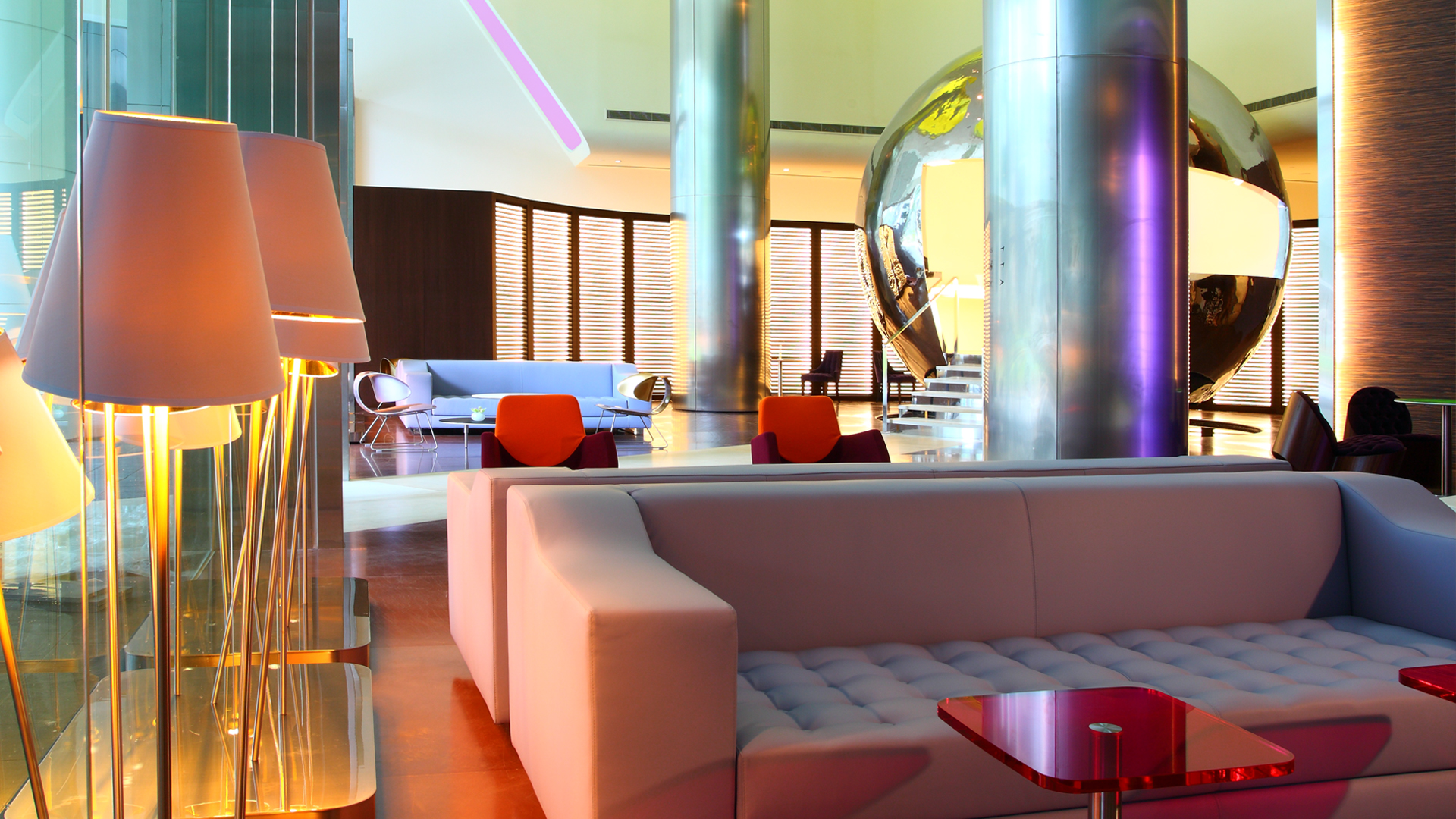 Habitaciones curiosas hoteles originales for Cool design hotel