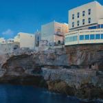 Vista-del hotel-Grotta-Palazzese