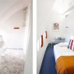 Habitación + hall