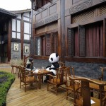Terraza-exterior-Panda-Hotel