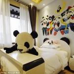 Habitación-individual-Panda-Hotel