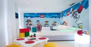 Habitación Lego
