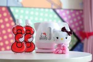Hello Kitty amenities