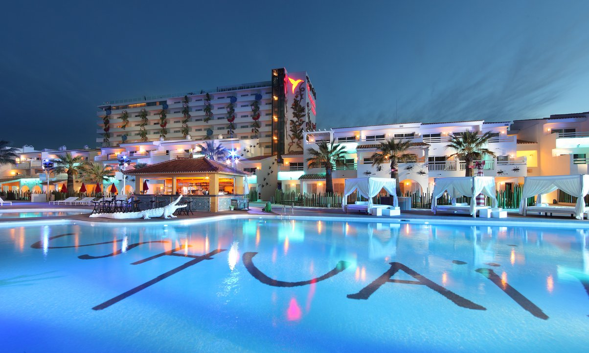 hoteles en la isla de ibiza: