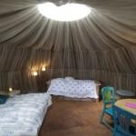 Interior de cabaña 2