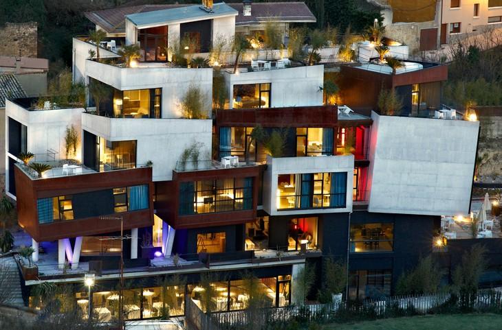 Un hotel con de elefantes en sud frica hoteles originales for Hoteles de diseno en la rioja