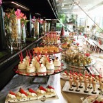 Catering evento privado