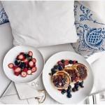 Desayuno en habitación