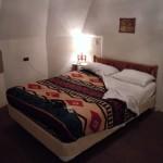 Dormitorio de tipi