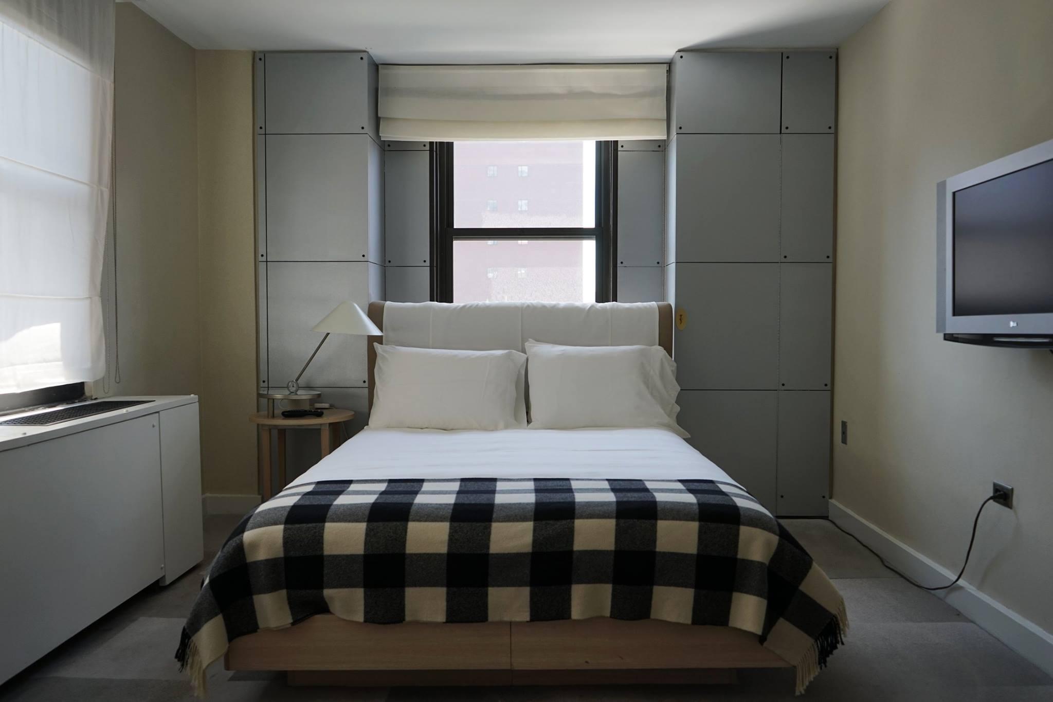 Hotel morgans el hotel de los cuadros hoteles originales for Hoteles con habitaciones comunicadas