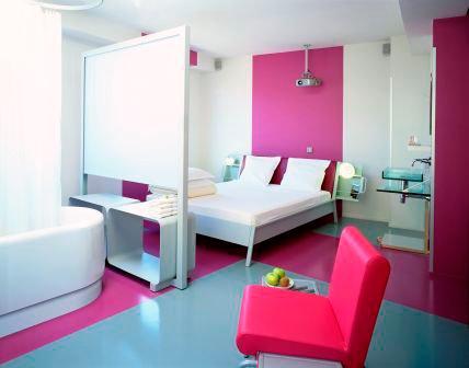 Hoteles originales los hoteles m s curiosos del mundo for Diseno de habitacion de hotel