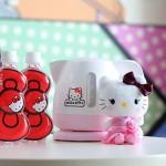 Hello Kitty amenities