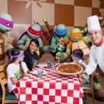 Restaurante Tortugas Ninja